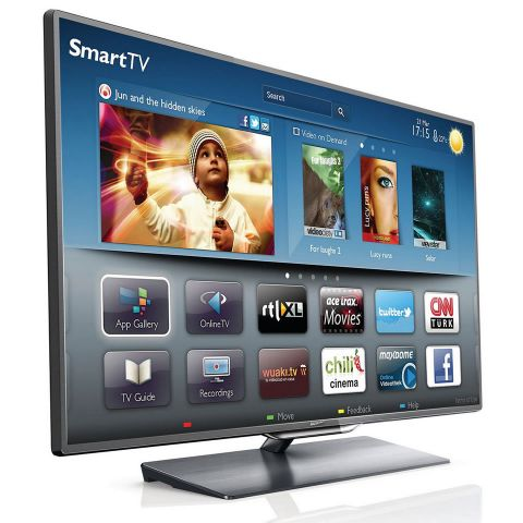 Philips 55-PFL8007K/12 3D LED TV
